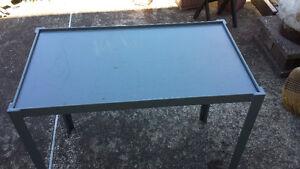 Steel Frame Worktable
