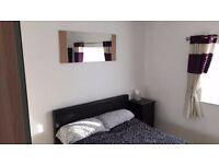 Double room in Beeston - flat screen TV