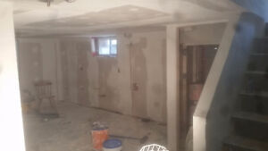Drywall  mud and taping crews available Kitchener / Waterloo Kitchener Area image 3