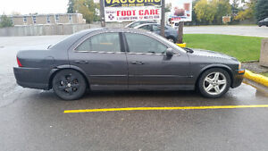 5 speed Tiptronic for Lincoln LS