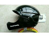 Shred ready kyaking full face helmet