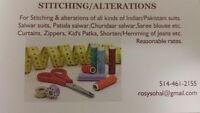 Stitching & Alteration