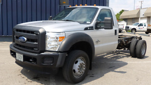 2015 Ford F-450 XL 4x4 ☆IMPECCABLE☆GARANTIE 2 ANS☆