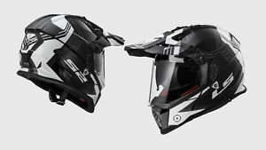 brand new LS2 pioneer helmet (large)