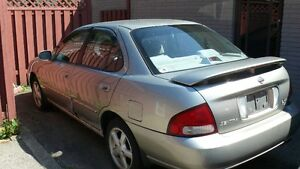 2001 Nissan Sentra - REDUCED! $250 Or BEST OFFER Takes It!