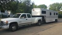 HORSE TRAILERING/ HORSE TRANSPORT, ONT to BC 705-241-1488 call