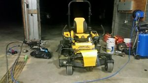 """2014 Cub Cadet Commercial 60"""" Mower -- LOW HOURS"""