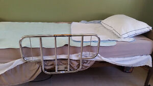 Semi-Electric Hospital Bed with Mattress Windsor Region Ontario image 5