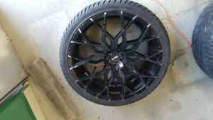 22 inch selling  for 2300 forte tires