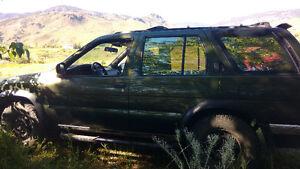 1997 Nissan Pathfinder Other