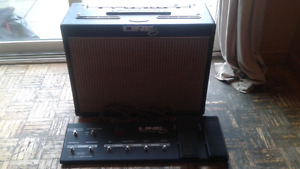 mint line 6 flexione 2 with floorboard