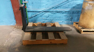 """Forklift Forks: Class 3, 48"""" long, 5"""" Wide, 2"""" Thick"""