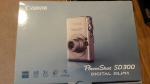 2 Canon cameras for sale. Work great. London Ontario image 1