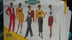14 paquets de patrons de couture Singer Saguenay Saguenay-Lac-Saint-Jean image 5