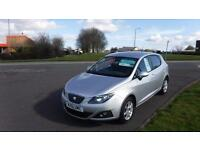 SEAT IBIZA 1.2 CR TDI ECOMOTIVE(61)ALLOYS,AIR CON,ONLY 26000MLS,�0.00 ROAD TAX