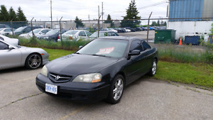 2003 Acura CL type 6