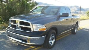 2010 Dodge Ram 1500 QUAD CAB HALLOWEEN HOWL PRICE $14980!!