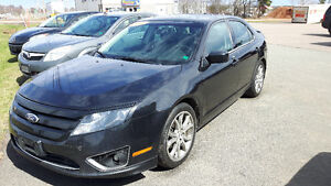 2012 Ford Fusion SEL Sedan - Loaded!!!