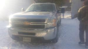 2014 Chevy Silverado 3500