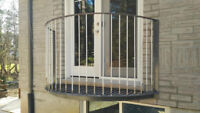 CUSTOM IRON RAILINGS, GATES, STAIRS, FENCES AND MORE IN THE GTA!