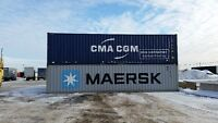 Used Sea Shipping and Storage Containers - Perfect Storage Space