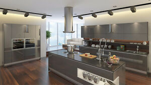 KITCHEN CABINETS AND/OR QUARTZ / GRANITE COUNTER TOPS BEST DEAL