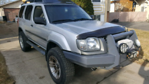 XTERRA SUPER CHARGED 2004