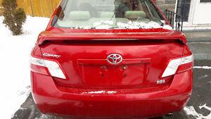 2007 Toyota Camry Sedan hybird