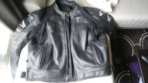 Joe Rocket Honda Motorcycle Jacket