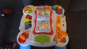 Leapfrog Music Table