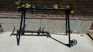 Portable Chop Saw stand