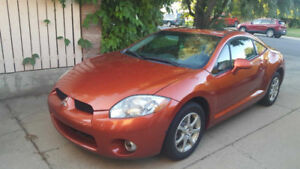 2006 Mitsubishi Eclipse GT LOW KM - make a deal this weekend!!