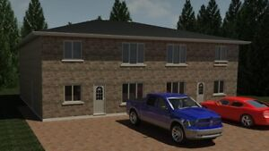 New Fourplex to be constructed