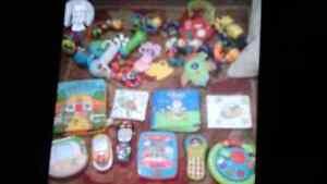 Lots de jouets 5.00$ par lots