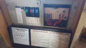 32 amp camper breaker box
