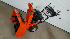 LAST CHANCE!!! – Ariens Snowblower