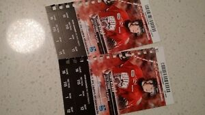2 tickets- Guelph Storm vs. Kitchener on Sat Dec 17- Row 1!! London Ontario image 1