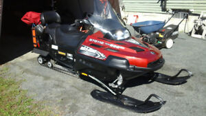 Done Deal skidoo and trailer package