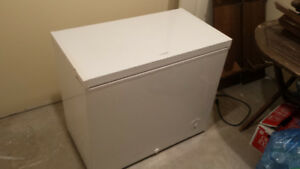 Deep Freezer - Frigidaire 7.2 cu ft