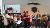 GLEE SINGING CLUB at Huronia Arts academy