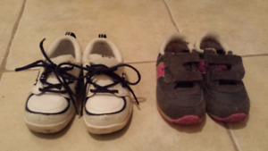 Toddler shoeses New balance, Saucony