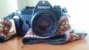 Nikon EM SLR, 35mm film camera Prince George British Columbia image 3