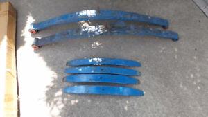 CJ5 leaf springs