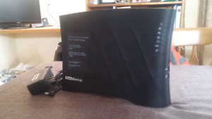 TekSavvy + Bell modem/wireless router