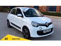2015 Renault Twingo 1.0 SCE Play 5dr Manual Petrol Hatchback