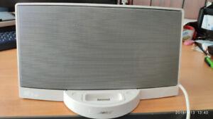 Bose Sound Dock Portable Speaker White - Only $60