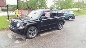 2008 Jeep Patriot VUS prix non negociable Saguenay Saguenay-Lac-Saint-Jean image 1
