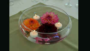 14 Decorative bowls/centerpieces