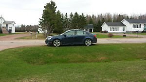 2011 Chevrolet Cruze Lt/Rs Sedan