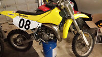 Trade a 2005 rm 85 1985 honda z 50 and a 1977 honda atc 90
